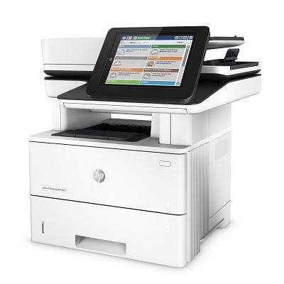 HP LaserJet MFP M527dn_left 400