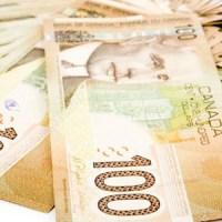 Candian dollars