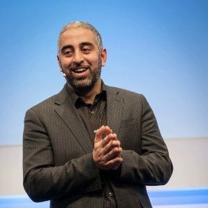 Raj Samani, chief scientist at McAfee