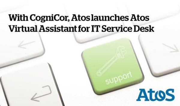 Atos Unveils AI engine to transform IT service desk ...