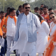 Chhattisgarh: Shiv Sena enters the field to get the rights of farmers