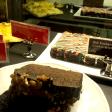 Chocolate Toffee Nut Loaf, Peppermint Brownie