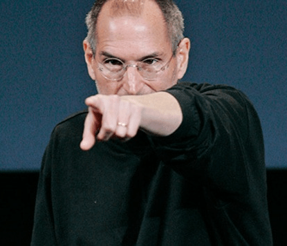 Channeling Steve Jobs, Part Two