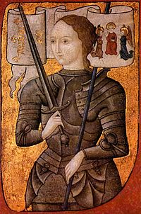 Channeling Joan of Arc, Part One