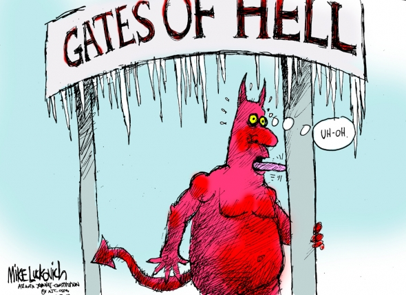 Hell, no!, Part One