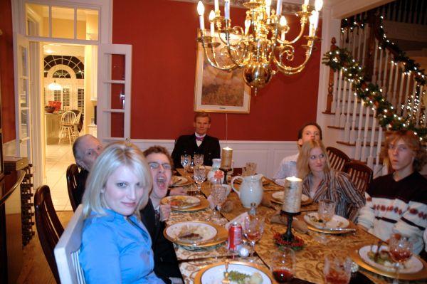 Thanksgiving Cometh!