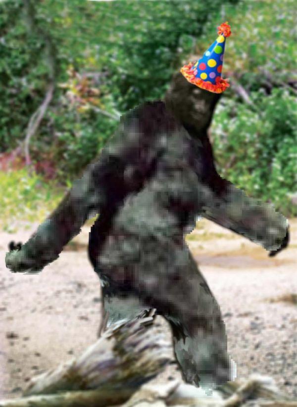 Channeling Bigfoot, Part Four
