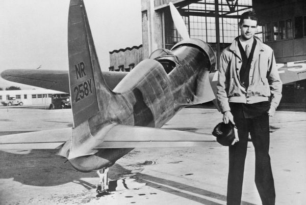 The Afterlife Interview with Howard Hughes, Part Two