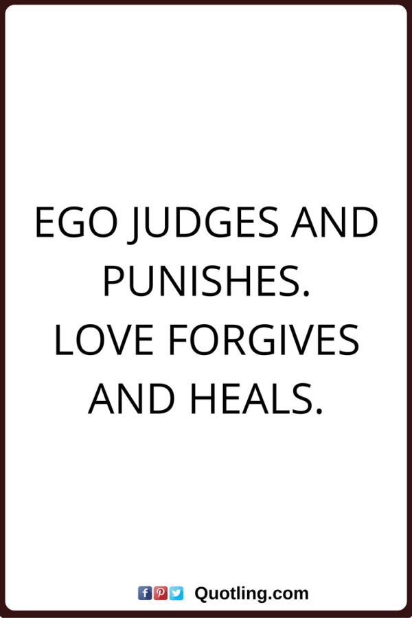 All About Ego Interference