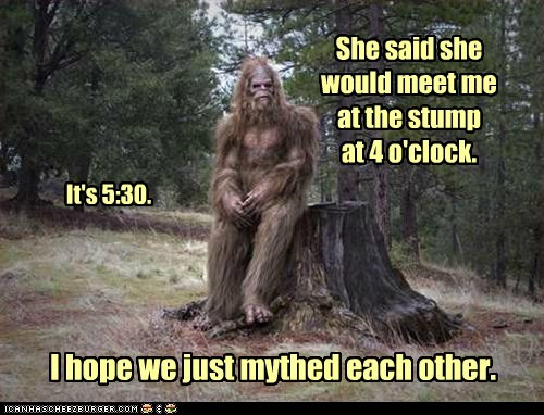 An Interview with Bigfoot, Part Two