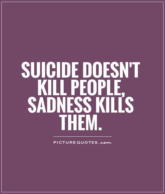 Erik on Suicide