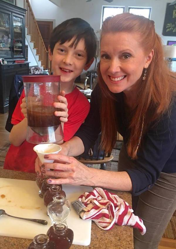 Healing a Young Boy with Chronic Disease