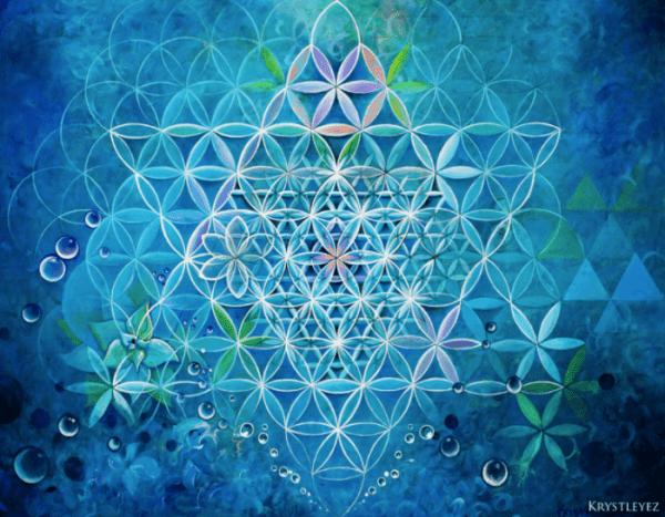 Erik on Sacred Geometry