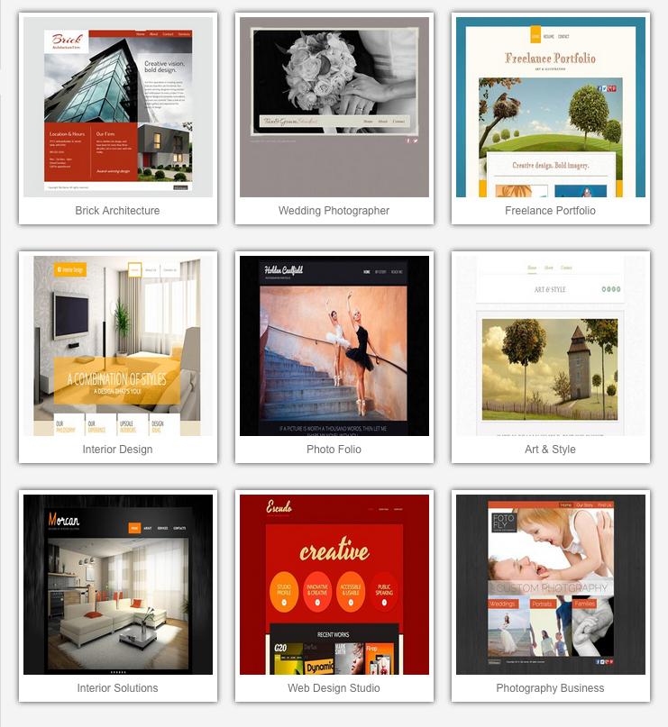 Image: Design Templates