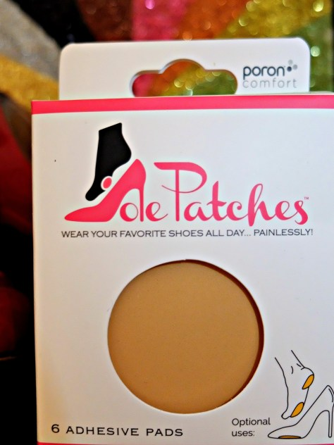 Sole Patches, You Can Have Your Cute Shoes and Make Them Wearable Too!
