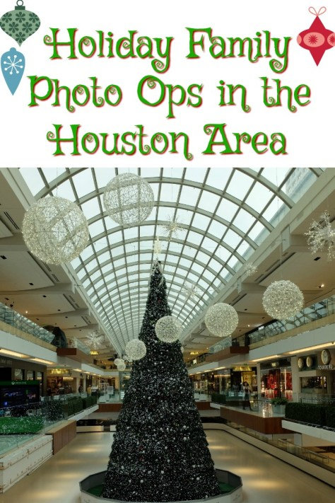 Holiday Family Photo Ops in the Houston Area