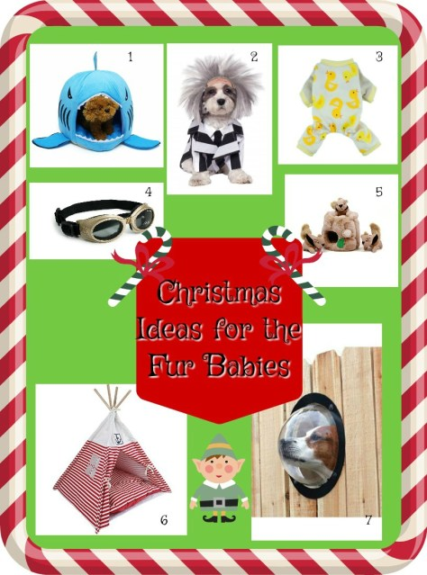 Christmas Ideas For the Fur Babies