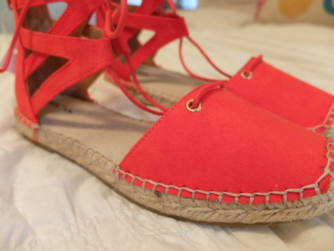 T-Shirts and Sandals and Espadrilles...Oh My!