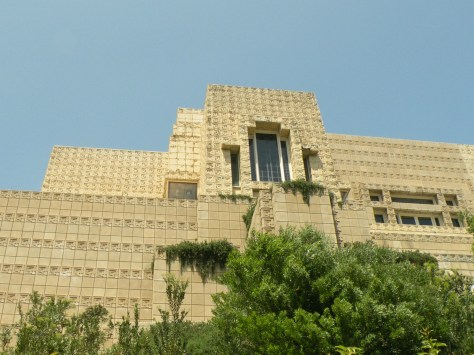 Haunted Hollywood Ennis House