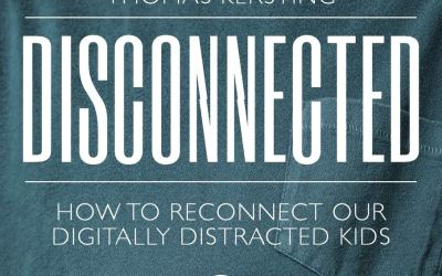 Up Next: Digital Devices Harm Kids' Brains