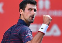World Novak Djokovic Japan Open Australian