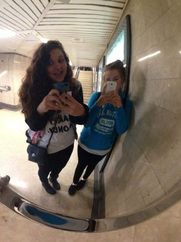 London with Natty and Teen Awards 107