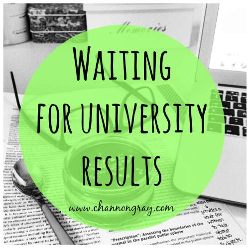 Waiting for University Results