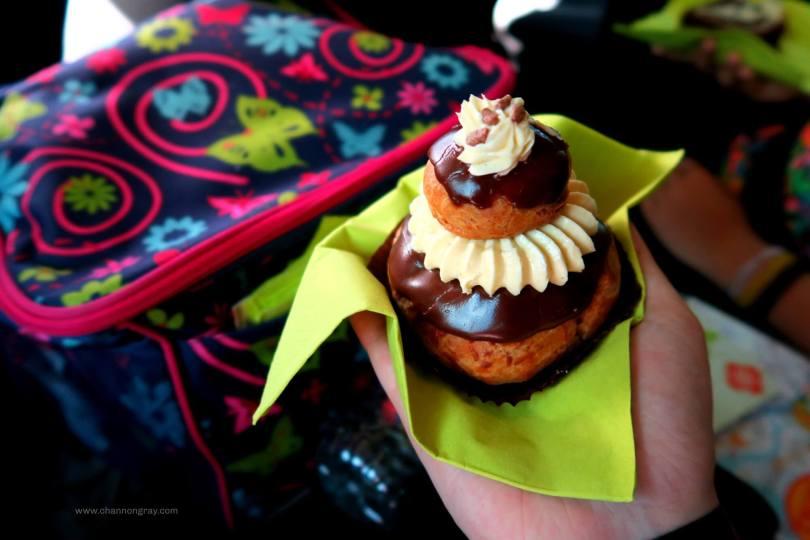 Cake in France