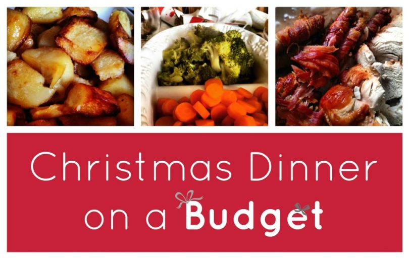 Christmas Dinner on a Budget ideal for Students