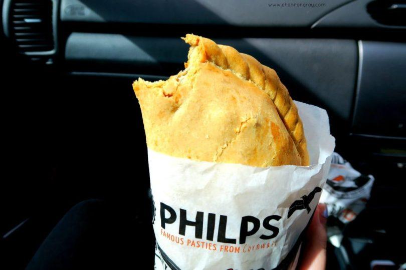 Philips Pasty - Hayle, Cornwall