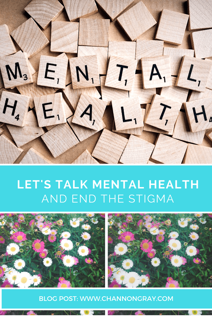 Mental Health Awareness // Let's Talk Advice, Awareness and Ways to Get Better // heythereChannon