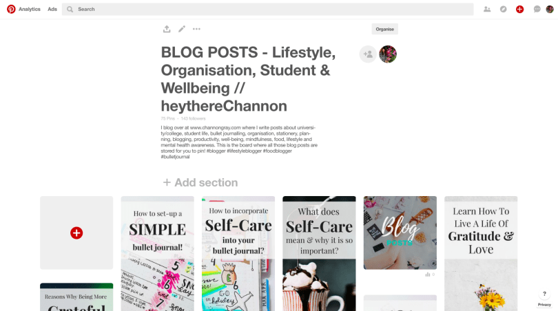 Pinterest can absolutely explode your blog traffic but only when used properly. Using Tailwind to schedule over 70 pins an hour is crucial to growth on this social media platform. In this post, I share all my Pinterest hacks and secrets - heythereChannon // www.channongray.com