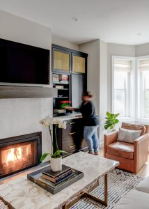 Capitol Hill Row House Living Room, dmv interior designer, dc interior designer, Maryland designer, bowie designer, northern Virginia designer, #bebold