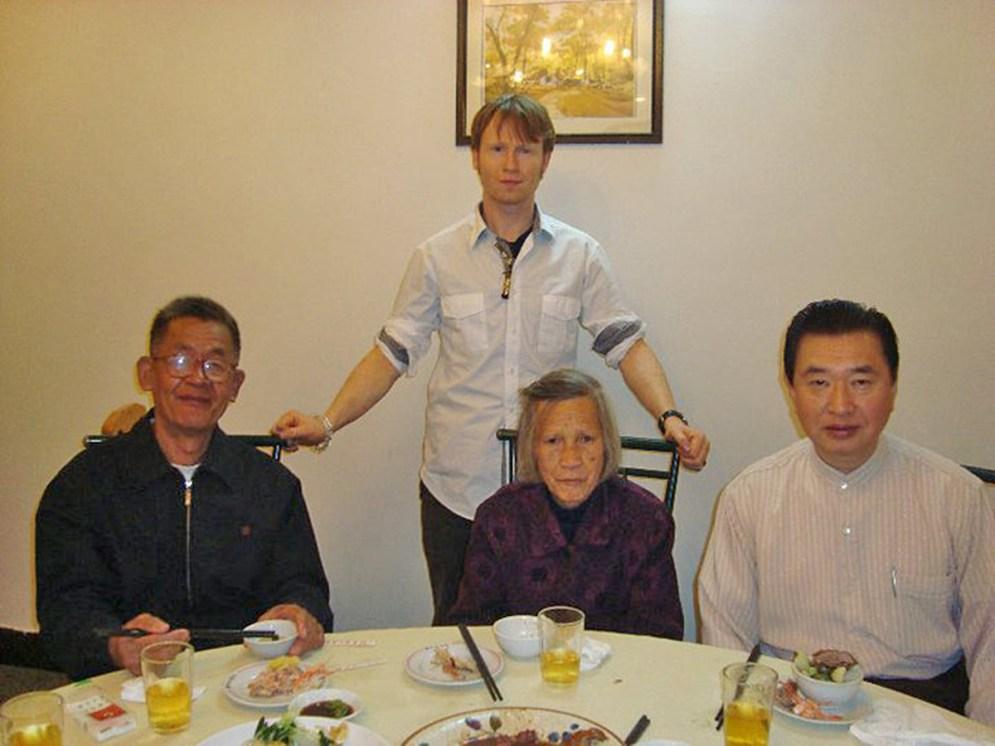 Dinner with Chan Sun Chiu