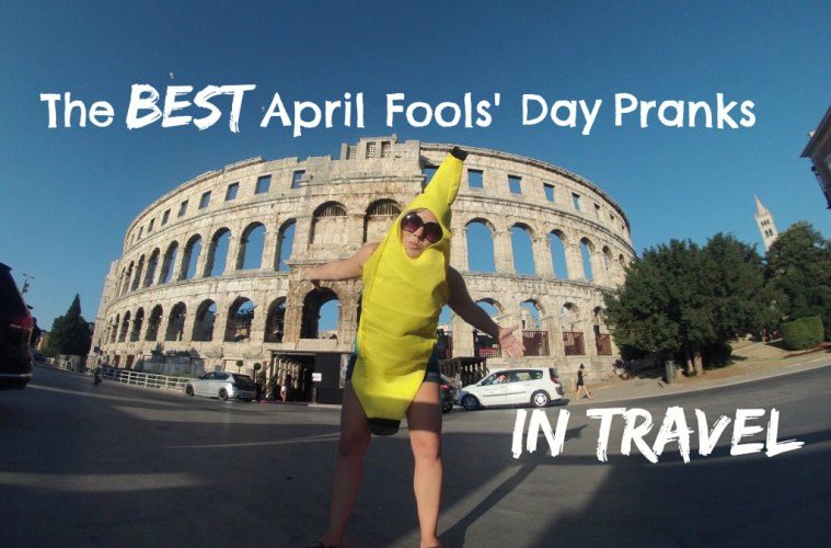 The Big List of Travel Pranks to Do on Your Next Trip
