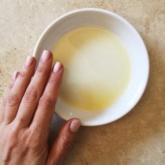 chantal boyajian blog hair mask vitamin e castor oil