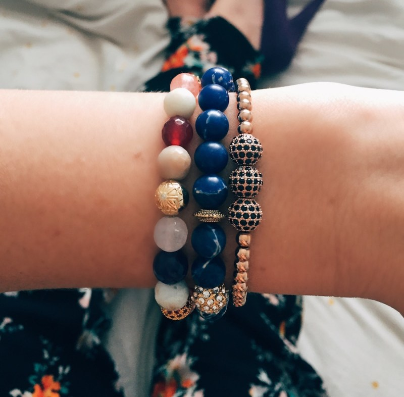 fashion trends,canadian fashion blogger, luxury fashion brand, accessories, beaded bracelets, wrist fashion