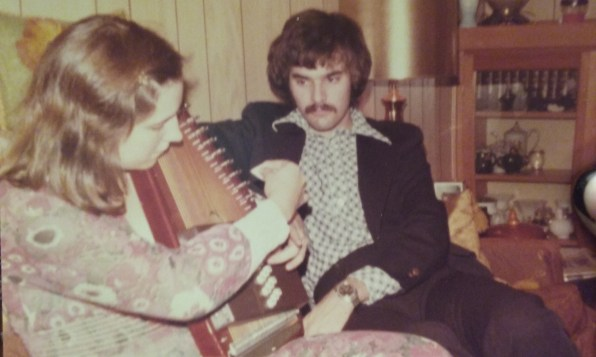 The autoharp! and Stash