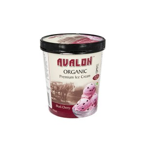 Avalon Ice Cream - Black Cherry
