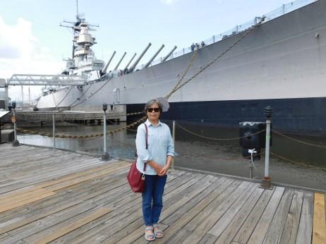 海军博物馆和军舰