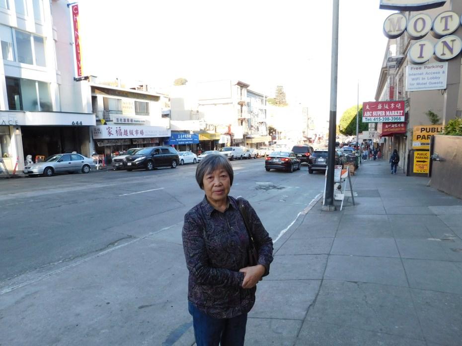 旧金山中国城