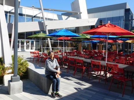 山景城谷歌咖啡馆