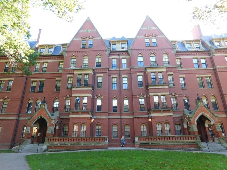 哈佛教学楼