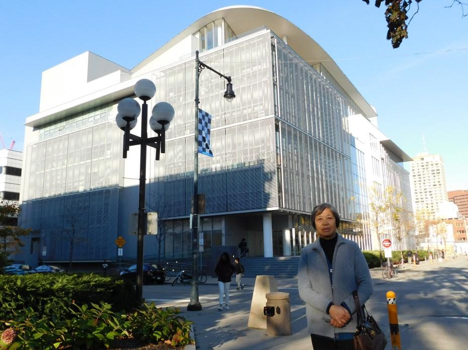 麻省理工教学楼