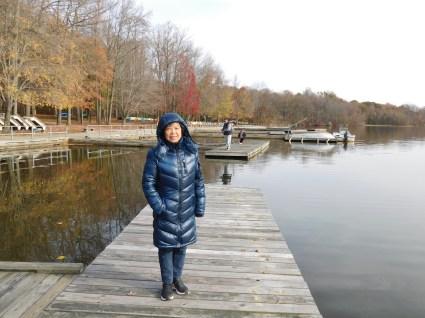 Lums Pond州立公园