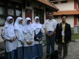 Bareng ama Pak Ismail, delegasi Malaysia