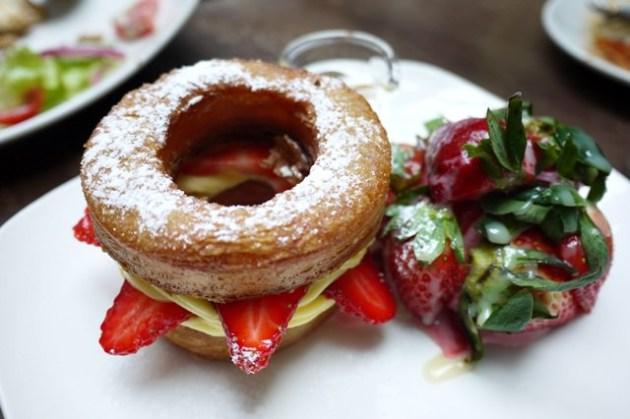 【下午茶】Drip Cafe 好滴咖啡 人氣超夯的紐約甜點『可拿滋』@松山文創園區