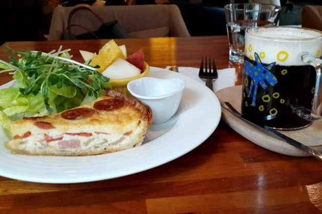 【咖啡】又來到這裡.繼續窩著 Perch Cafe @ 大安捷運站