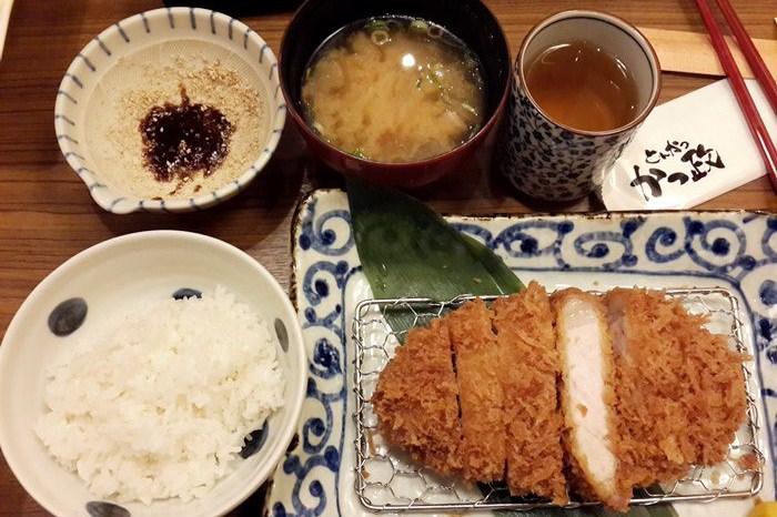 【食記】靜岡勝政日式豬排.來自日本的道地原味 @台北阪急店