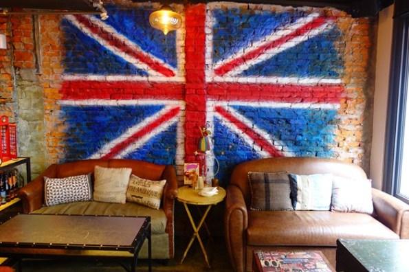 【食記】姊紋given CAFE HOUSE.有故事味的英倫復古風餐廳 @市政府站
